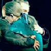 lady_noremon: Nicolas & Lestat hugging. (LestatNicki)