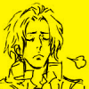 lady_noremon: Snake from 999 looking exasperated. (Lestat is HOT!)