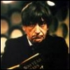 genprompt_bingo: The Second Doctor reading his 500 year diary (book)