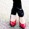 articia: (redshoes)