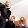 alternaterealities: Fringe Altverse Team Lincoln, Liv and Charlie (alt-team)
