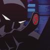 modernized: batman (listening in)