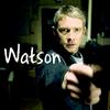 bennie: (John!WatsonGun)