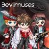 3evilmuses: (3evilmuses, gaia avatars) (Default)
