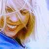failed_hullabaloo: Billie Piper; Rose Tyler; Doctor Who (look back; flirty; bright smile)