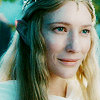 inafadingcrown: (And Galadriel smiled upon them)