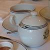 ysilme: Teacup and sugar bowl (Tea at MF LJ)