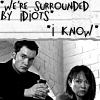 starsandatoms: ([torchwood] Tosh and Ianto)
