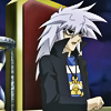 fluffydeathdealer: Yami Bakura (king on his throne)