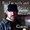 later_tuesday: Crowley imitates Bobby (spn bob gimme)