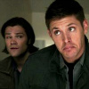 later_tuesday: Sam and Dean, with funny faces (spn d and s faces)
