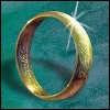 kate_nepveu: The One Ring on green background (Lord of the Rings)