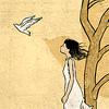 flockofbirds: (girl sends dove)