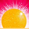 kradamadness: (disco ball rising)