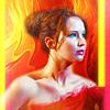 dragyn: hg girl on fire (hg)