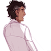 inconclusives: (He has a square jaw)