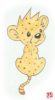 laurose8: mascot of Cheetah Conservation Fund (Dumo)