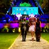 chinsup: + katniss, + peeta (❤ The President's Mansion.)