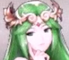 goddess_duet: Angel wings DO sound quite tasty... (Palutena Thoughtful)
