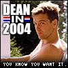 amberfox: (Dean in 2004)