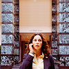 ampersandand: warehouse 13: Myka on the phone with the sky above (Default)