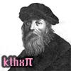 smilingslightly: KThxPi (nerd humor) with portrait of Pythagoras (pythagoras kthxpi (inspiration from alif)