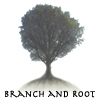 branchandroot: oak on white (oak on white)