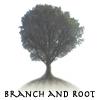 branchandroot: oak on white (oak on white)