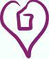 dawnd: box, opening out into surrounding heart (Logo--LoveOutsideTheBox)