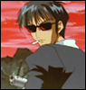 branchandroot: Wolfwood with gun (Wolfwood shoot the deserving)