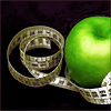 branchandroot: apple and tape measure (apple measure)