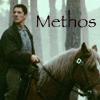 morgynleri: Methos on a horse (Highlander) (methos)