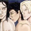 slashpervert: (Severus - Harry - Draco)