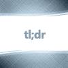 ears101: tl;dr (tldr)