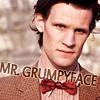 rangersyl: (Mr. Grumpyface)