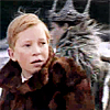labellementeuse: Edmund from BBC Narnia looks back over his shoulder as the White Witch drives her sledge on. (narnia: rien de rien)