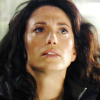 skieswideopen: Close-up on Vala's face (SG: Vala devastated)