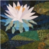 lobsterdesigns: (Waterlily quilt)