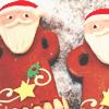 anonysanta: (Santa cookies)