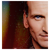 nenya_kanadka: Nine looking mysterious (DW Ninth Doctor)