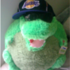 ext_447694: Giant, fat, and fluffy ball of goodness with epic sunglasses and Lakers hat. (Default)