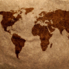 aldersprig: an ancient-looking world map (map)