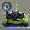 nelc: Toy Story alien photographer (camera)