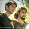 skieswideopen: John and Ronon standing side-by-side (SG: John & Ronon)