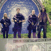 skieswideopen: Teyla, John, Rodney, and Ronon standing in front of an off-world stargate (SG: SGA team)