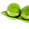 evitably: ([peas in a pod)
