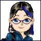 hmemily: cartoon icon of Em (Default)