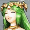 goddess_duet: What's the point of being a goddess if you can't abuse your power for fun every now and then? (Palutena Happy)