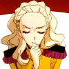 mikogalatea: Nanami from Revolutionary Girl Utena, clearing her throat as if irritated with something. (Nanami; *ahem*)