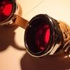 crazyscot: Steampunk goggles (which I made) (steampunk)